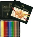 Faber-Castell Creioane colorate Polychromos FABER-CASTELL, 24 culori/cutie