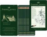 Faber-Castell Set creion grafit FABER-CASTELL 9000, 12 buc/set