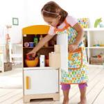 Hape Frigider bucatarie (E3102) Bucatarie copii