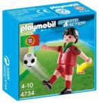 Playmobil Jucator Fotbal Portugalia (PM4734)