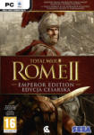 SEGA Rome II Total War [Emperor Edition] (PC) Software - jocuri
