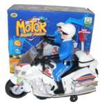 Toys Motocicleta Politie