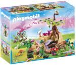 Playmobil Zana vindecatoare in padurea animalelor (PM5447)