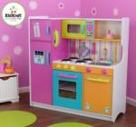 KidKraft Bucatarie Big And Bright Deluxe (53100) Bucatarie copii