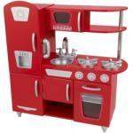 KidKraft Bucatarie vintage red (53173) Bucatarie copii