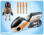 Playmobil Motocicleta Spionilor (PM5288)