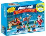 Playmobil Calendar Craciun Depozitul lui Mos Craciun (PM5494)