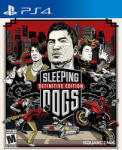 Square Enix Sleeping Dogs [Definitive Edition] (PS4)