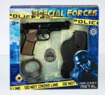 Gonher Set Pistoale Politie 8 capse (425/6)