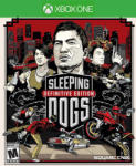 Square Enix Sleeping Dogs [Definitive Edition] (Xbox One)