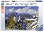 Ravensburger Neuschwanstein 3000 db-os (17062)