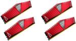 ADATA 16GB (4x4GB) DDR4 2400MHz AX4U2400W4G16-QRZ