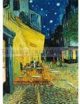 Clementoni Museum Collection - Van Gogh - Éjjeli kávézó 1000 db-os (31470)