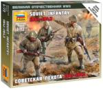 Zvezda Soviet Infantry 1941 1/72 6103