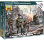 Zvezda German Elite Troops 1939-43 1/72 6180