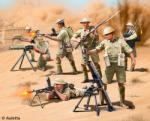 Revell British 8th Army WWII 1/76 2617