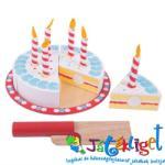 Bigjigs Toys Szülinapi Torta