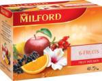 Milford 6 Gyümölcsös Tea 40 filter