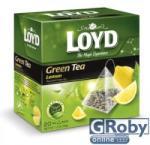 Mokate Loyd Zöld Tea Citrom Ízű 20 filter