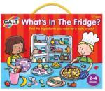 Galt Mi van a hűtőben?