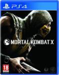 Warner Bros. Interactive Mortal Kombat X (PS4)