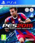 Konami PES 2015 Pro Evolution Soccer [Day One Edition] (PS4)
