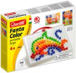 Quercetti Fanta Color színes pötyi készlet - delfin 150 db-os (KWH-0953)
