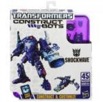 Hasbro Transformers Construct-Bots - Shockwave