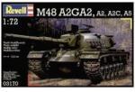 Revell M48 A2GA2 1/72 3170