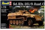 Revell Sd. Kfz 251/9 Ausf. C 1/72 3177
