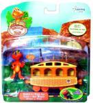 TOMY T-Rex Expressz Buddy vonatkocsival LC53001