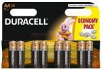 Duracell AA Basic LR6 (8) Baterie alcalina