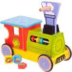 Bigjigs Toys Ráülős mozdony