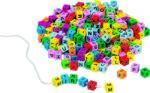 Goki Színes kockák betűkkel