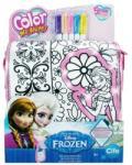 Cife Color Me Mine Jégvarázs színezhető oldaltáska
