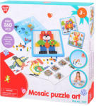 Playgo Mozaik puzzle kirakójáték - 260 darabos
