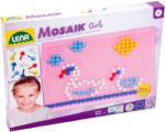 LENA Lányos mozaik készlet 200 db-os (35611)