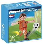 Playmobil Jucator Fotbal Olanda (PM4735)