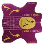 BrillBird - Duplaszárnyú sablon - 300db