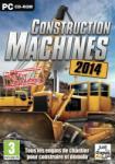 PlayWay Construction Machines 2014 (PC) Játékprogram