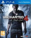 Sony Uncharted 4 A Thief's End (PS4) Játékprogram