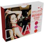 BrillBird - DIVA - Brush&Go Gel&Lac készlet