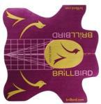 BrillBird - Duplaszárnyú sablon - 30db