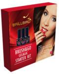 BrillBird - Brush&Go Gel&Lac kezdőkészlet - GoGL08