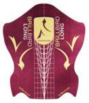 BrillBird - Duplaszárnyú sablon - LONG - 250db