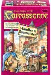 Hans im Glück Carcassonne Kereskedők és építészek - 2 kiegészítő