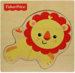 Vivid Fisher-Price Fa puzzle - Oorszlán