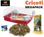 Ferplast Criceti 9 Megapack