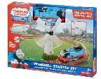Mattel Fisher-Price Thomas Track Master Szélmalom alappálya szett BGX97