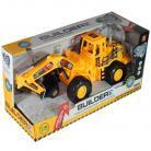 Brimarex Tractor excavator - Builder cu lumini si sunete